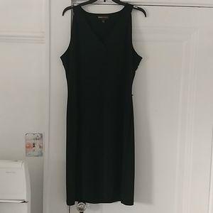 DANA BUCHANAN size L Black dress